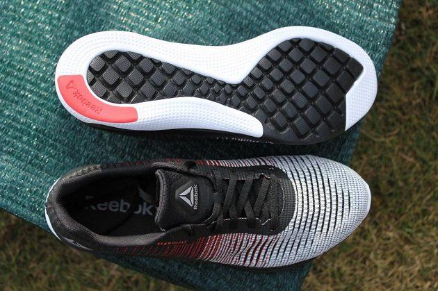 Běžecké boty Reebok Fast Flexweave - podrážka.