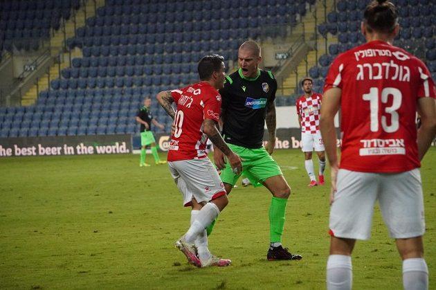 Plzeň se v zápase s Beer Ševou velmi těžko prosazovala