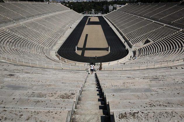 Mramorový Panathénský stadión hostil v roce 2004 lukostřelbu, dnes jako jedno z mála olympijských sportovišť slouží jako turistická atrakce.
