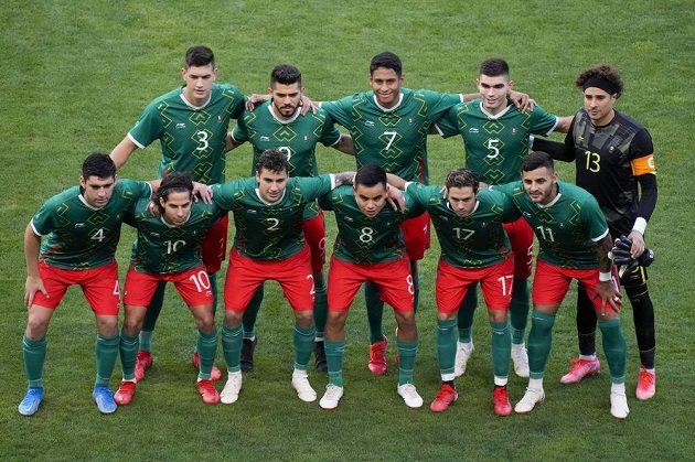Fotbalisté Mexika porazili Japonsko 3:1 a z Tokia si vezou bronz