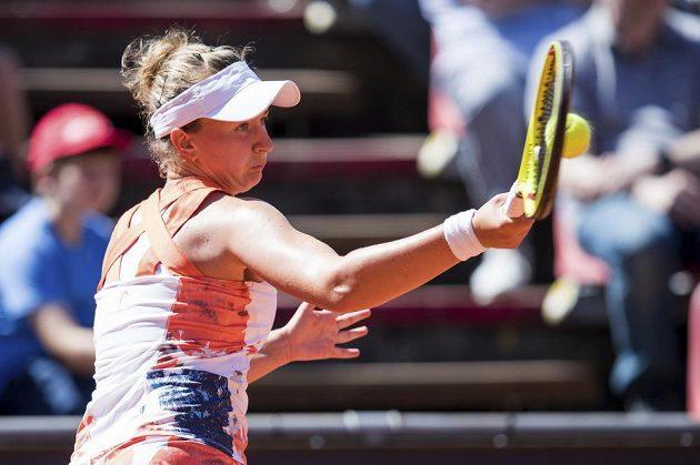 Barbora Krejčíková si zahraje v Norimberku poprvé v životě finále na WTA Tour.