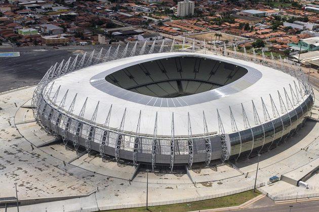 Estádio Castelao ve Fortaleze slouží třem klubům.