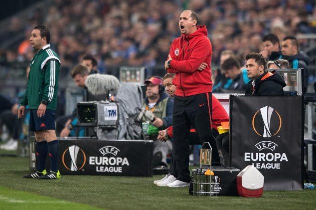 Zdeněk Svoboda proti Schalke v provizorní roli hlavního kouče Sparty uspěl.