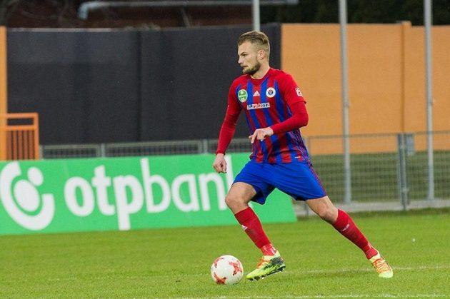 Vít Beneš, bývalý obránce Jablonce, teď hraje maďarskou ligu za Vasas.