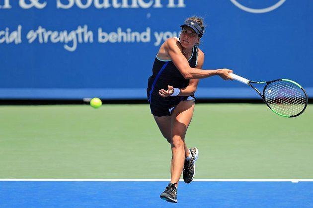 Barbora Strýcová prohrála v prvním kole s Kasatkinovou
