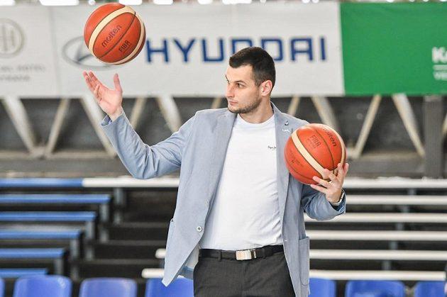 Novou huť Ostrava povede v nové sezoně nejmladší trenér ligy Adam Choleva.