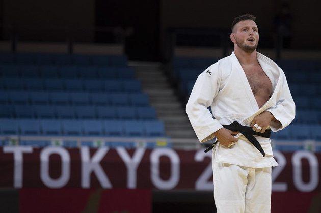 Lukáš Krpálek na olympijských hrách v Tokiu