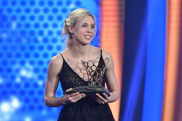 Kateřina Svitková byla vyhlášena Fotbalistkou roku