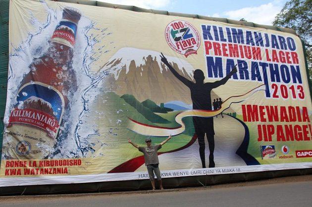 Olga Šváchová a Petr Andrejkovič a jejich cesta na Kilimanjaro.