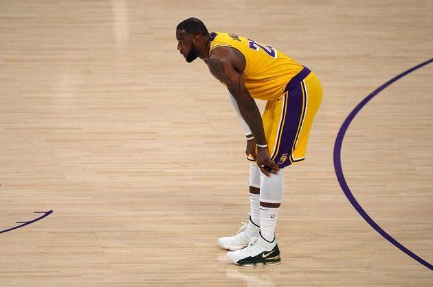 LeBron James vyřazení Lakers nezabránil