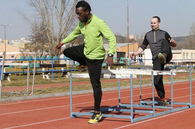 Být sprinterem je těžká dřina.