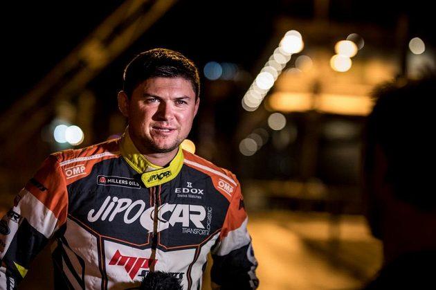 Martin Prokop při Rallye Dakar 2017.