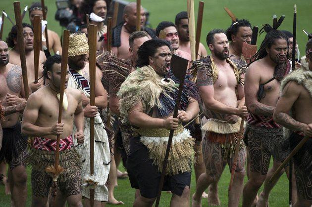 Pohřeb Jonaha Lomu, novozélandské ragbyové legendy v Aucklandu.