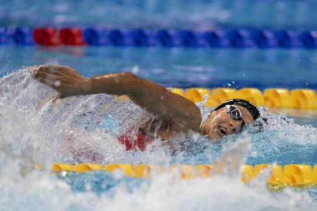 Radost a euforie. Kraulařka Seemanová je mistryní Evropy na 200 m, Česko má titul po devíti letech.