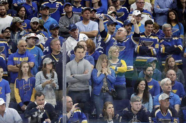 Fanoušci hokejistů St. Louis se oslav zisku Stanley Cupu nedočkali. Zatím.
