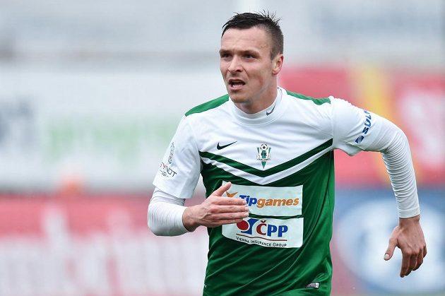 Stanislav Tecl, autor prvního gólu Jablonce proti Slovácku.