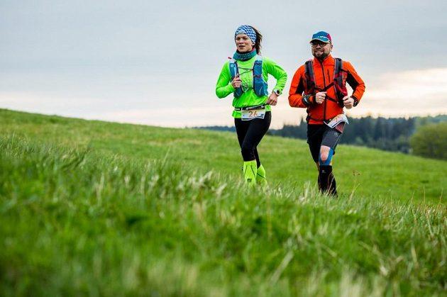Ruska Jekatěrina Zanožinová přišla na chuť běhání v terénu.