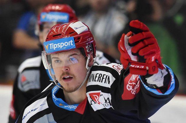 Aron Chmielewski z Třince.
