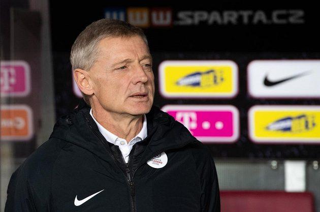 Porážka s Teplicemi přidělala trenérovi Sparty Zdeňku Ščasnému další starosti.