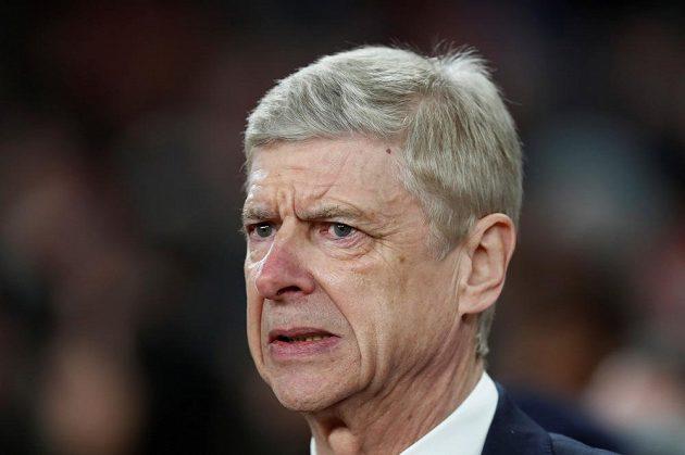 Arséne Wenger přiznal, že cesta mezi top čtyřku je utopií.