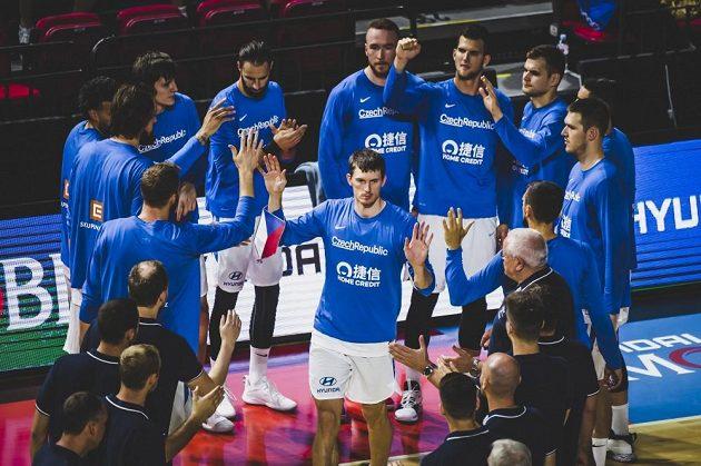 Čeští basketbalisté zakončili přípravu na mistrovství světa porážkou 79:82 s Litvou.