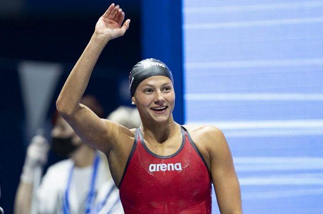 Dramatická koncovka přinesla zlato pro české barvy. Plavkyně Barbora Seemanová dotáhla své tažení evropským šampionátem v Budapešti až k titulu na 200 metrů volný způsob.