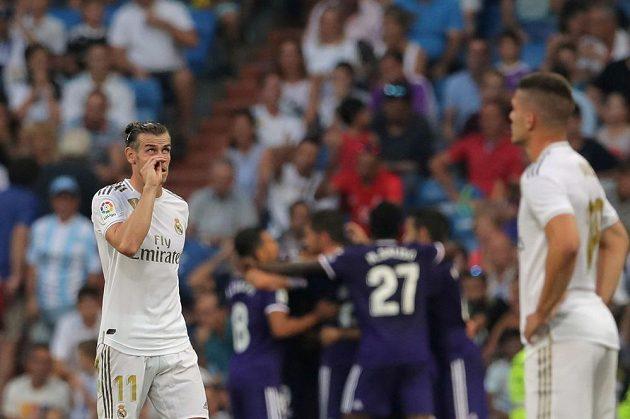 Fotbalisté Realu Madrid mají důvod k zamyšlení, domácí ligový zápas nezvládli.