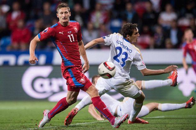 Milan Škoda byl v duelu proti Kazachstánu spasitelem českého mužstva.