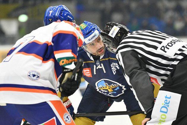 Tomáš Plekanec ve svém prvním zápase za Kladno po návratu z NHL.