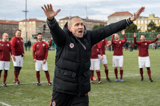 Tomáš Stránský během Silvestrovského derby internacionálu.