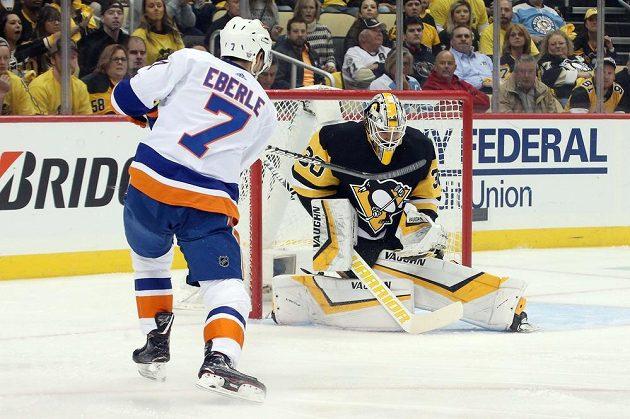 Hokejisté Islanders vyhráli i čtvrtý zápas série s Pittsburghem