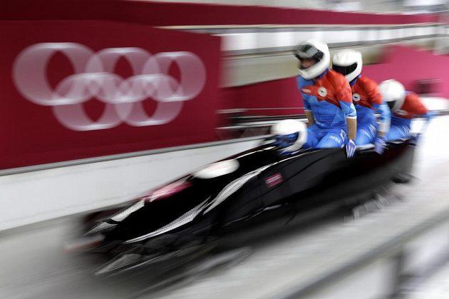 Český čtyřbob ve složení Dominik Dvořák, Jaroslav Kopřiva, Jan Šindelář a Jakub Nosek se do čtvrté olympijské jízdy nekvalifikoval.
