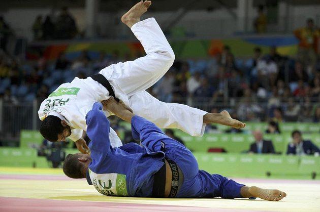 Lukáš Krpálek ve finále porazil Elmara Gasimova z Ázerbájdžánu.