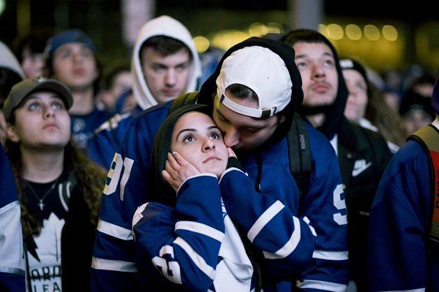 Fanoušci hokejového Toronta musejí po vyřazení s Bostonem překousnout další zklamání.