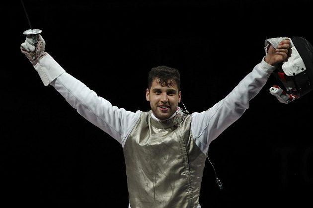 Dobojováno! Alexander Choupenitch vyhrál duel o olympijský bronz.