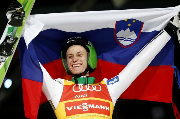 Peter Prevc se stal druhým slovinským skokanem na lyžích v historii, který vyhrál prestižní Turné čtyř můstků.