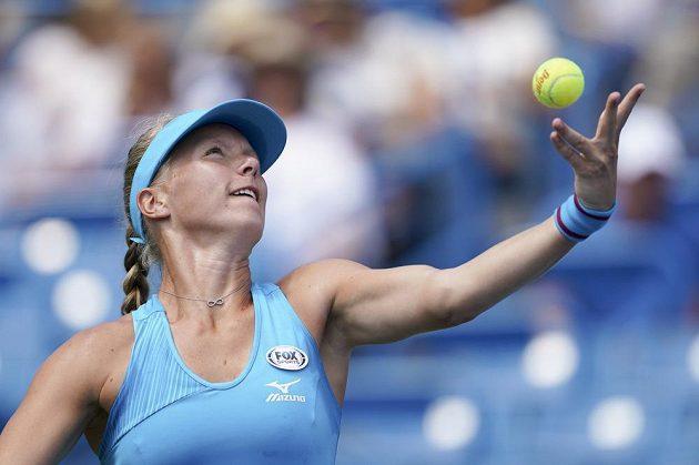 Kiki Bertensová se pomalu stává noční můrou českých tenistek, po Karolíně Plíškové si na Nizozemce dvakrát vylámala zuby i Petra Kvitová.