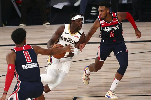 Hráči New Orleans porazili Washington 118:107