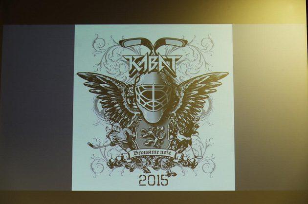 Skupina Kabát představila na tiskové konferenci novou píseň na hokejové motivy. Jmenuje se Brousíme nože.