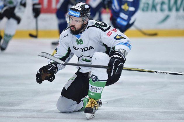 Autor šestého gólu Richard Jarůšek z Boleslavi.