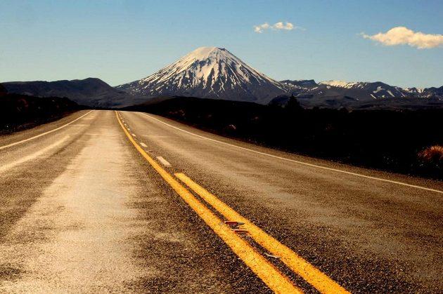 Nekonečná cesta, žádný okruh a zpátky.
