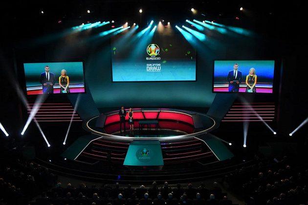 Irský los kvalifikace o fotbalové EURO 2020.
