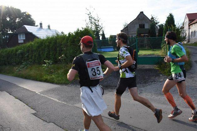 Běžecká suknice Zahálka BS 1.0: Do běžeckého prostředí dobře zapadne.