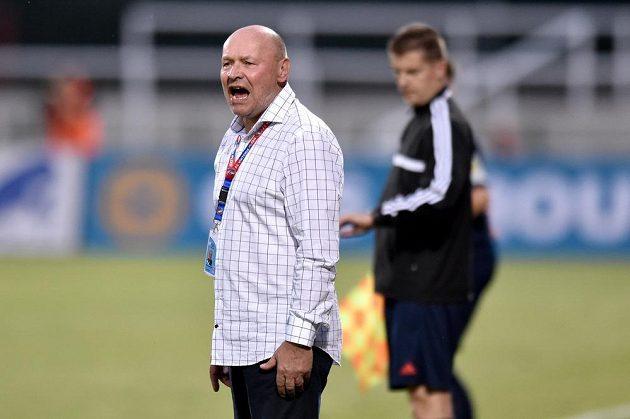 Trenér Viktoria Plzeň Miroslav Koubek udělal v sestavě proti Dukle šest změn v porovnání s pohárovým zápasem v Tel Avivu.