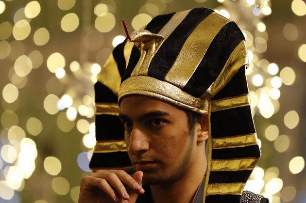 Egypťané bojují na MS i pod dohledem faraonů.