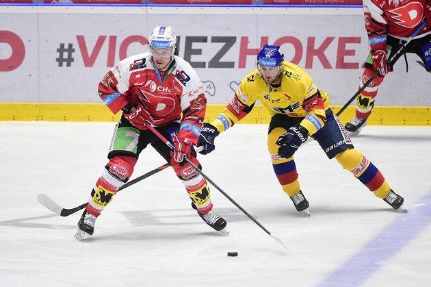 Hokejisté Pardubic hostili České Budějovice