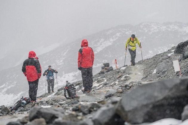 Stubail Ultratrail - Počasí může být v horách nevyzpytatelné. (snímek z roku 2017)