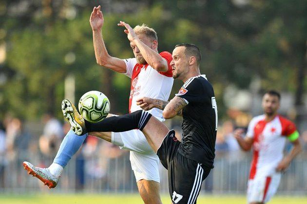 Slavia v přípravě nestačila na České Budějovice