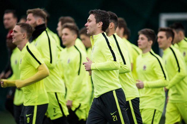 Fotbalisté Sparty zahájili přípravu na jarní část sezóny.