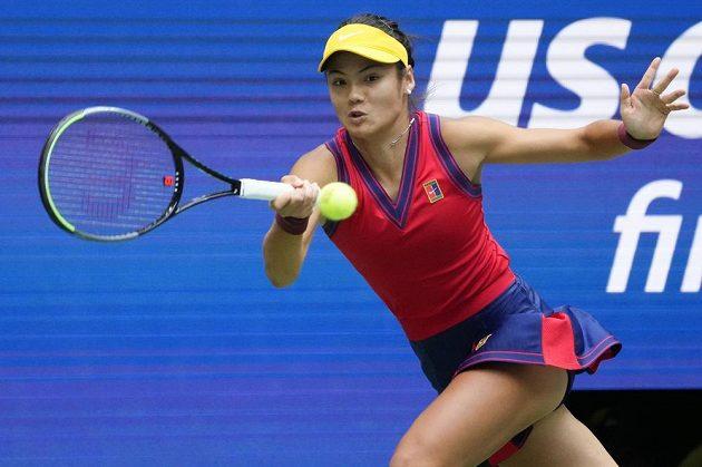 Emma Raducanuová na US Open přepsala historii tenisu.